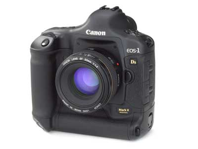 Canon 1Ds MkII