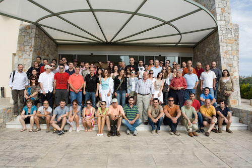 Porto Heli team photo