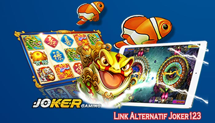 Link Alternatif Joker123 - NEGERIJUDI.COM