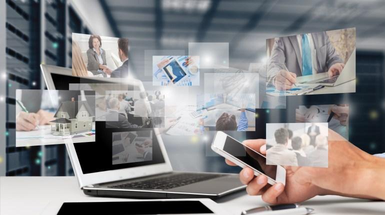 blogging en varios dispositivos