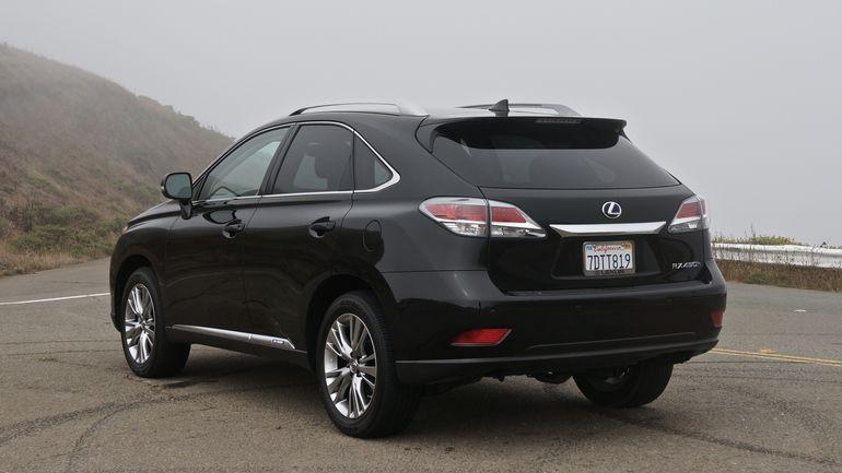 Lexus 450h 2014