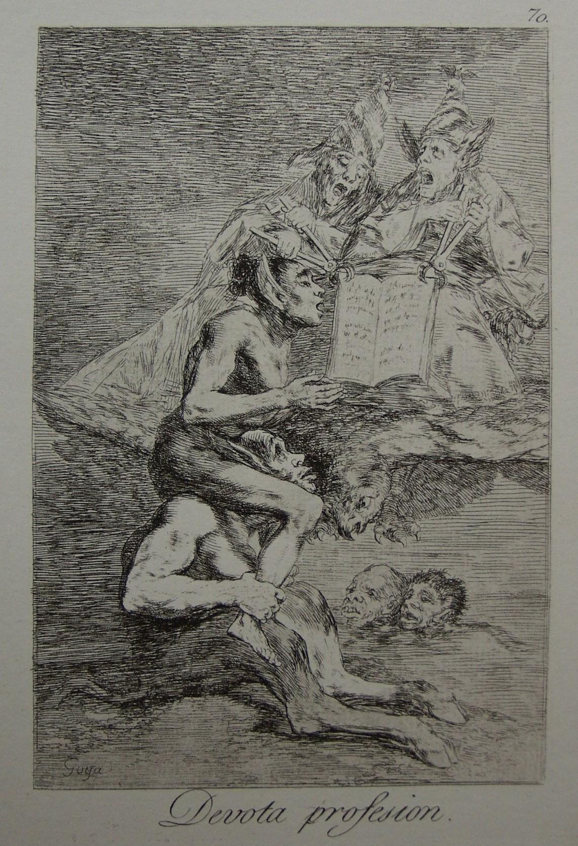 Goya y Dali en exposicion