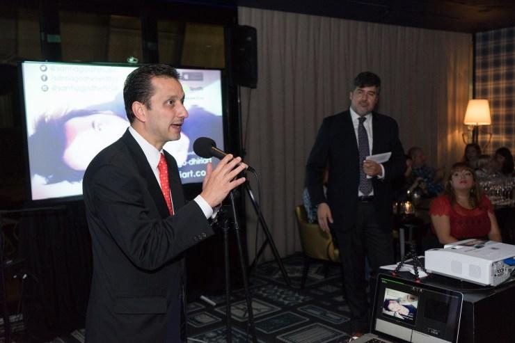 Carlos Davila, presidente del US Century Bank.