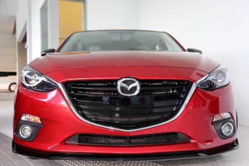 Mazda3, Mazda