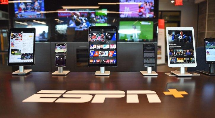 ESPN+ ANUNCIA LANZAMIENTO DE SERVICIO DE STREAMING