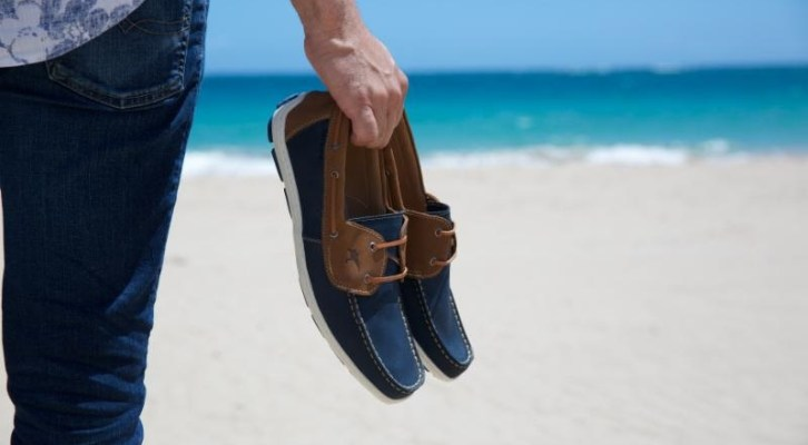 NOVUS PRESENTS OCEANIA A NAUTICAL-INSPIRED LINE OF MEN'S SHOES