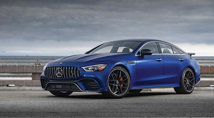 "MERCEDES BENZ AMG GT 63 S: UN ""SONDERKLASSE"" INCOMPARABLE"
