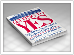 Image result for getting to yes book