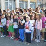 Prima zi de scoala la Scoala nr. 3 Negresti Oas - 2017