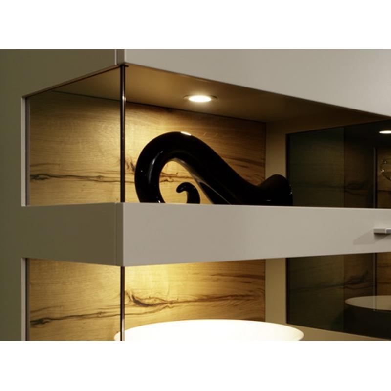 bois et laque mat rangement tiroirs