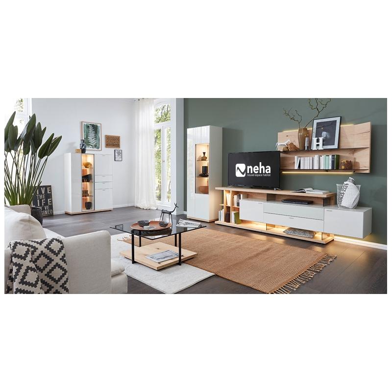 tv haut gamme contemporain design