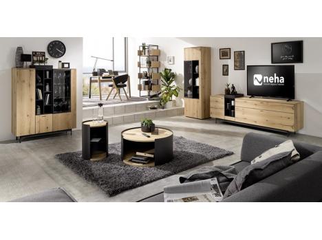 meuble tv grande capacite de rangement