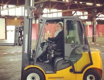 Güneşli Kiralık Forklift