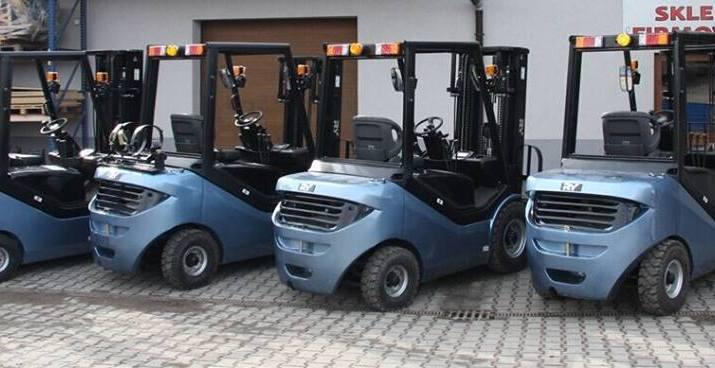 Fatih Kiralık Forklift