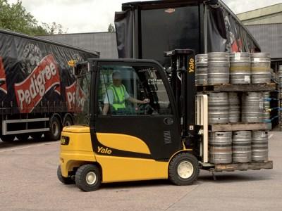 Sultanahmet Kiralık Forklift
