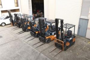 Bağcılar Kiralık Forklift Firmaları