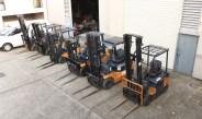 Bağcılar Kiralık Forklift