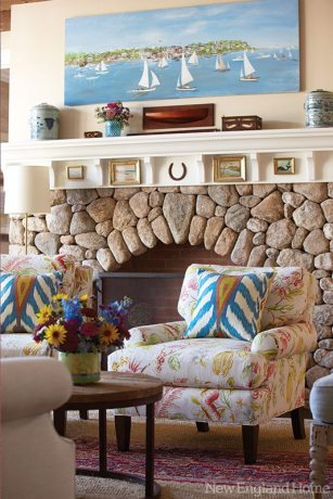 Carol Bancker Vietor Interior Decoration living room
