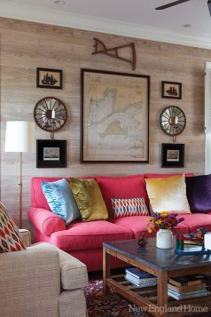 Carol Bancker Vietor Interior Decoration faux wood