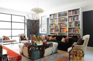 A Certain Je Ne Sais Quoi: A Designer's Home in Sharon, Connecticut