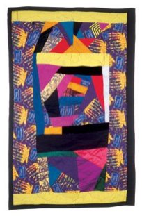 """And Let us Celebrate II"" (2000), 50"" x 70"""