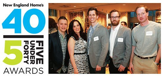New England Home 5 Under 40