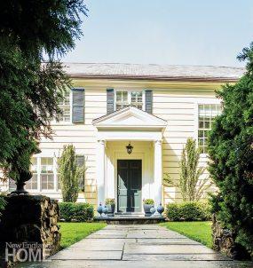 Katie Rosenfeld old Wellesly home