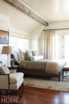 Patrick Ahearn master bedroom