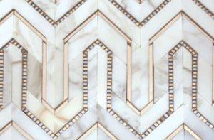 AKDO Allure mosaic tile