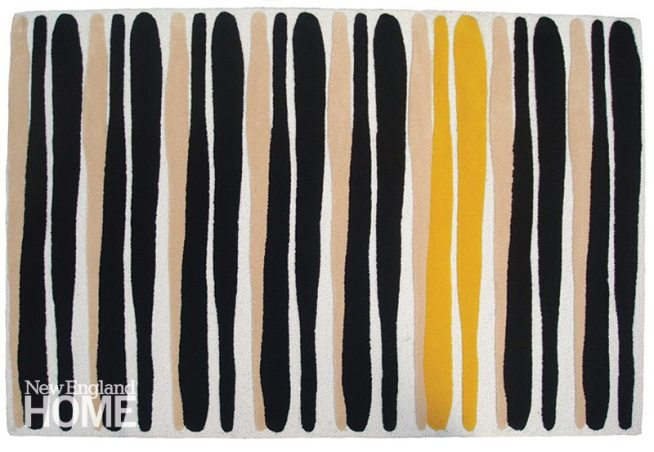 Balanced Design New Zealand wool Morris rug