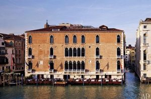 Renewed Jewel in a Fragile Setting: The Gritti Palace