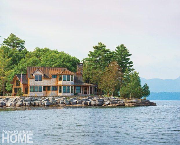 Lake Champlain vacation home