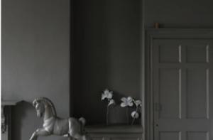 farrow & ball dark room