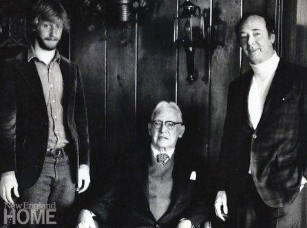 Jeff, Milton, and Richard circa 1980.