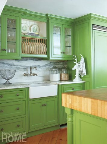 Tiffany Eastman kitchen