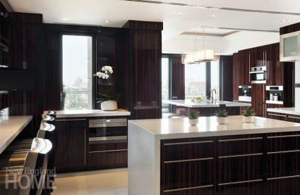 Leslie Fine kitchen