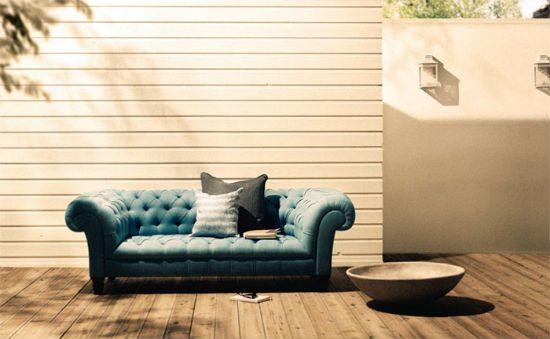george smith outdoor sofa