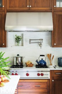 Jill Goldberg kitchen