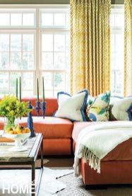 Jill Goldberg family room