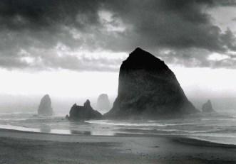 """""""Haystack Rock"""" by Robert Preston"""