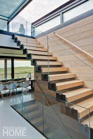 Mark Hutker stairs