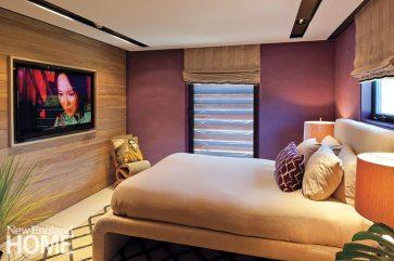 Mark Hutker bedroom