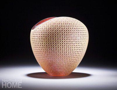 Carrie Gustafson Woven Wheat