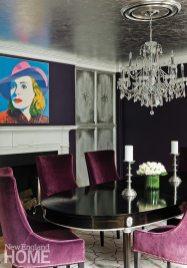 Hollywood glamorous apartment