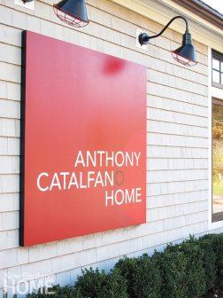 Anthony Catalfano Home Exterior