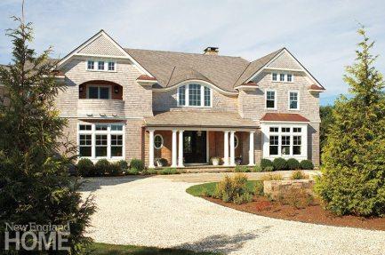 Contemporary Martha's Vineyard home