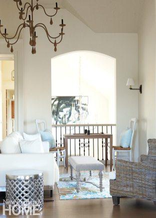 Contemporary Martha's Vineyard home casual comfort