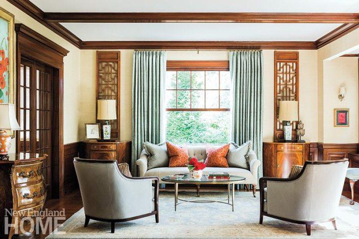 Mayer + Associates sitting room