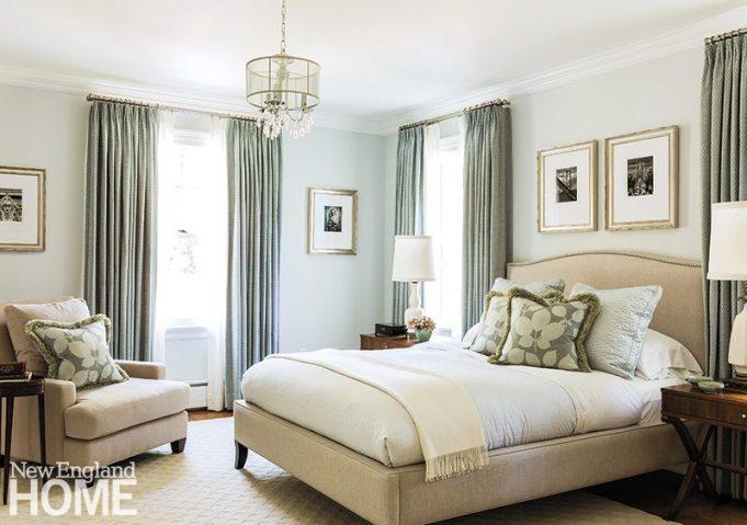 Mayer + Associates bedroom