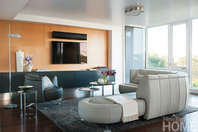 Hart Associates Architects living room